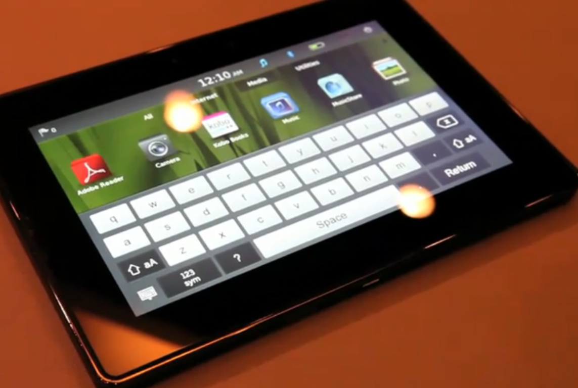 Why 9/10 People Would Prefer the BlackBerry Playbook over