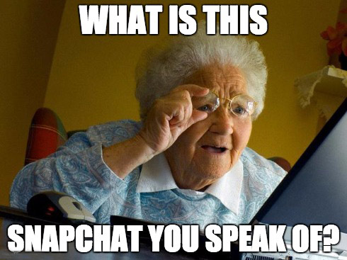 Snapchat meme accounts to follow