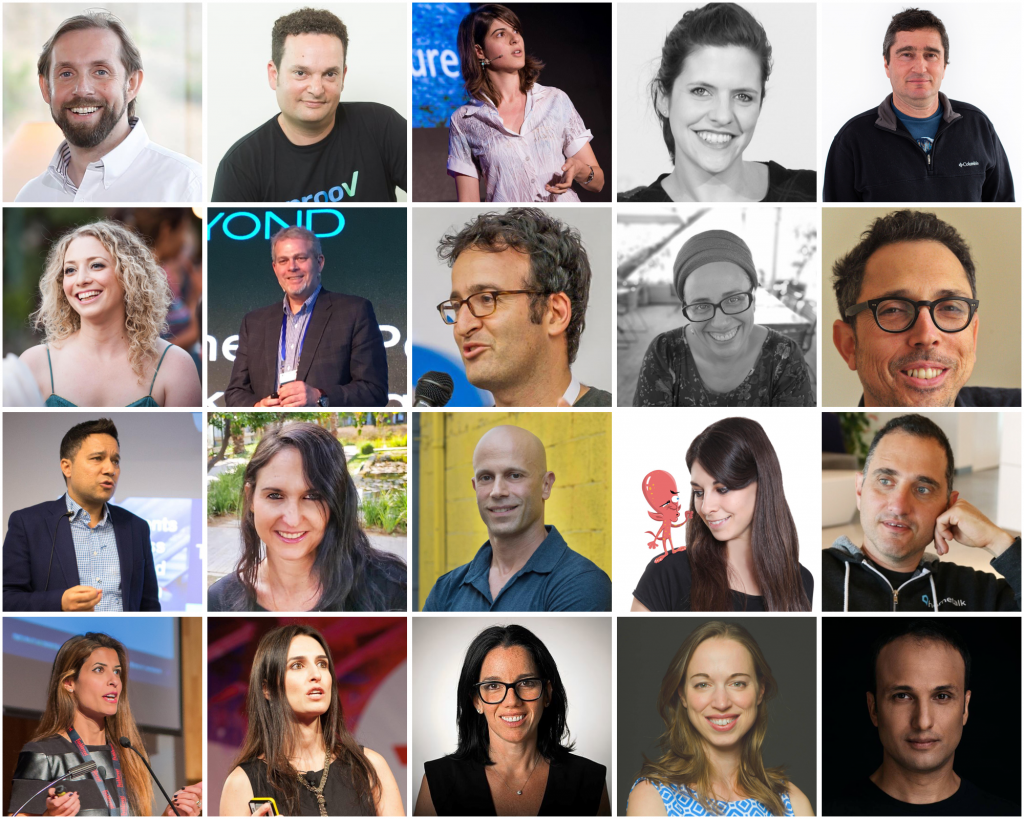 20 Israeli Founders who Are Kicking Some Serious Butt
